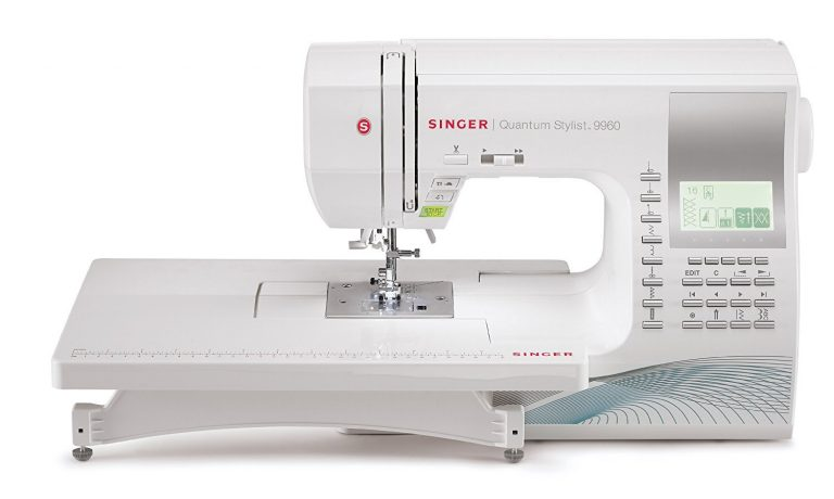 A Review of the Singer 9960 Sewing Machine