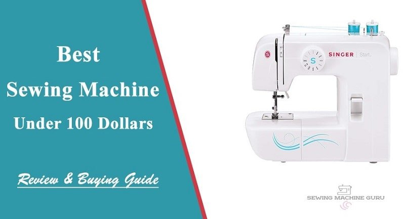 sewing machine under 100