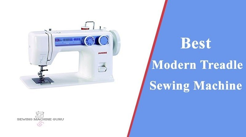 janome treadle sewing machine