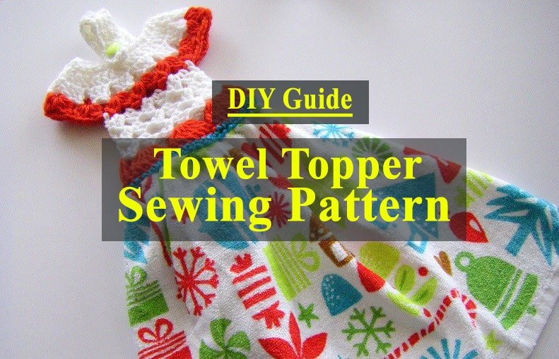towel topper patterns free