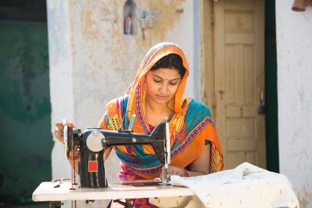 types of domestic sewing machines