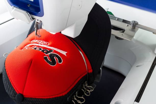 how to embroidery hats