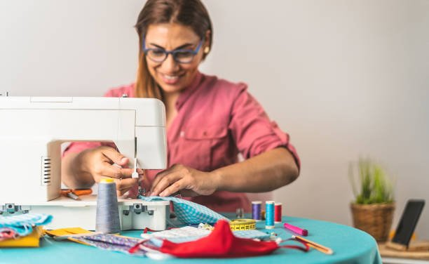 types of sewing machine for embroidery