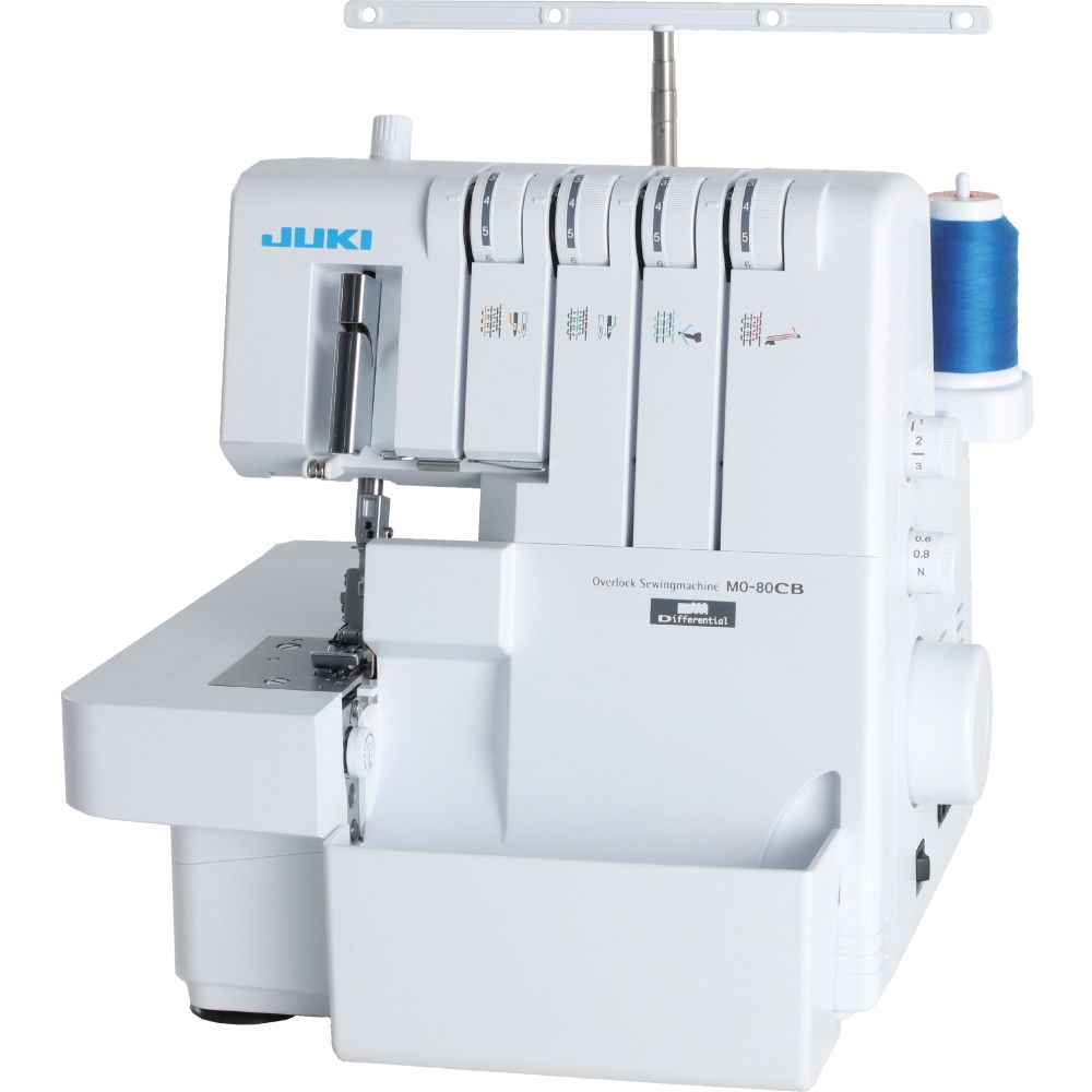 the Juki is one of the sewing machines at Walmart with serger functions