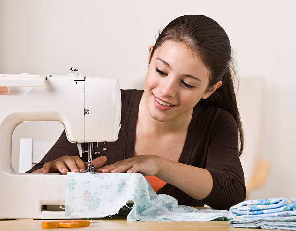 using a sewing machine for beginners